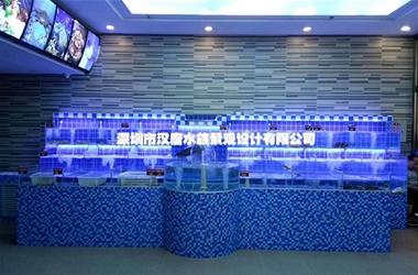 金悦海鲜大酒楼定制海鲜池