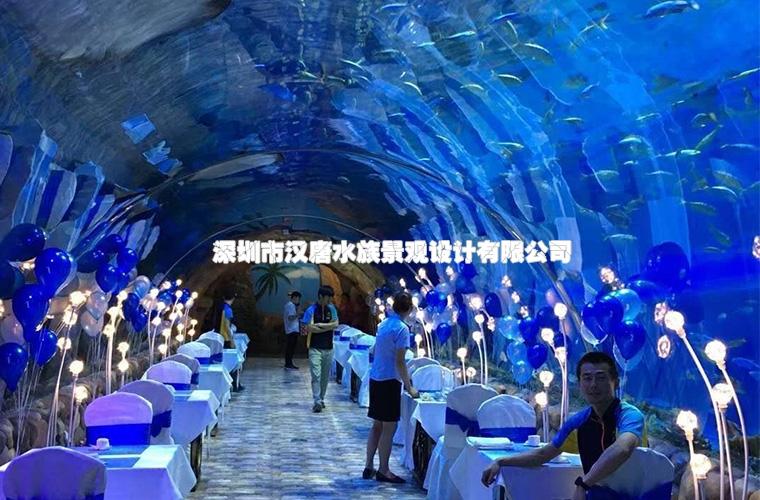 亚克力海洋隧道